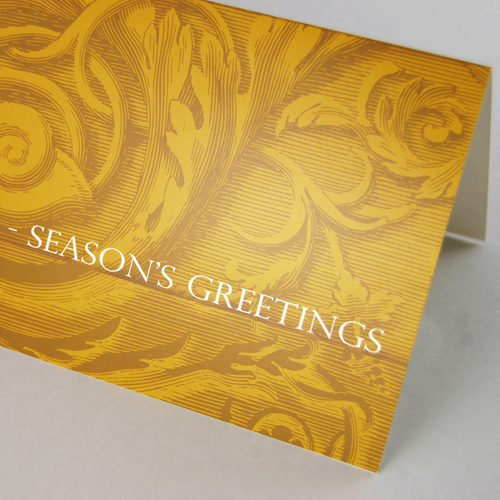 Season´s Greetings, Christmas Cards, design