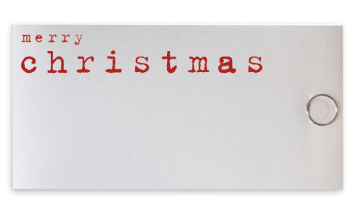 english christmas cards: merry christmas