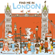 Find me in London, London-Wimmelbuch, Illustrationen